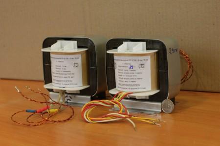 234Трансформатор для лампового усилителя